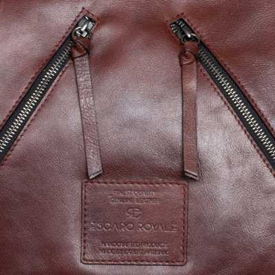 Soft Leather Sling Bag
