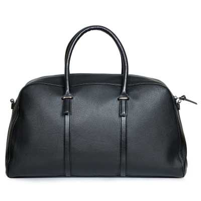 Weekender Duffle Leather Bag