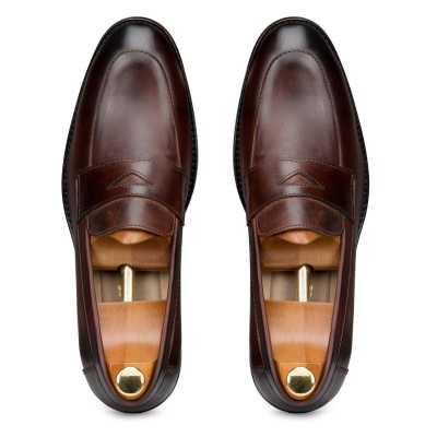 Brown Slip-on