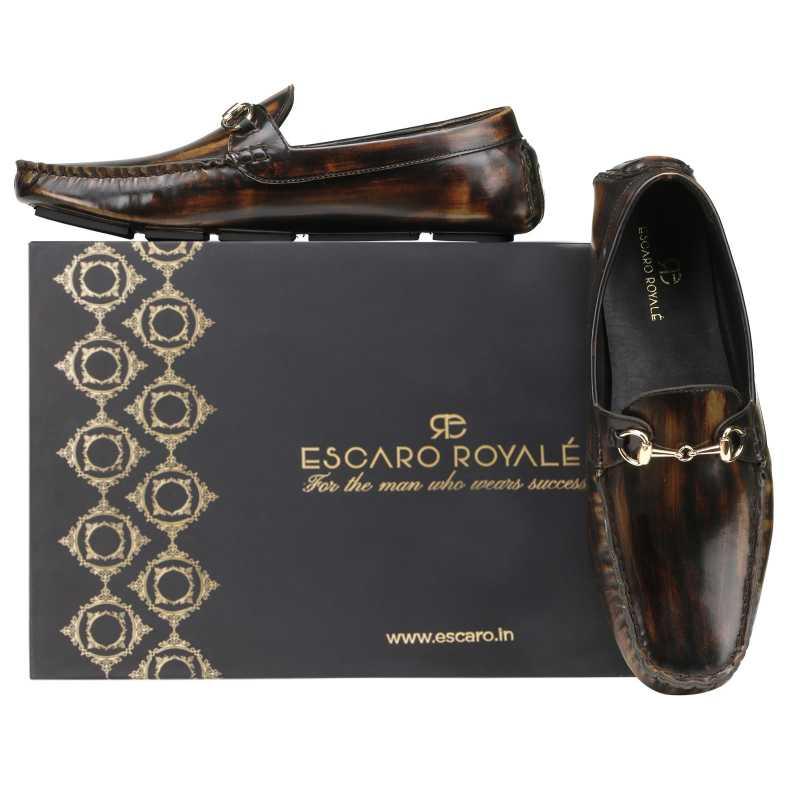 Branson Loafers Brown - Escaro Royale