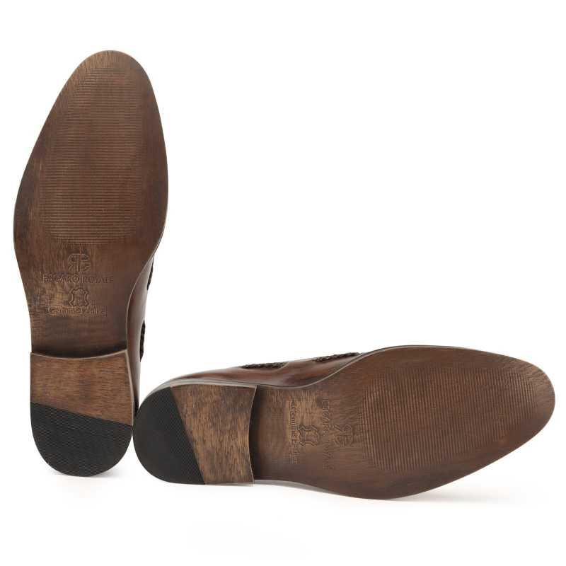 The Tomas Slip-On in Tan
