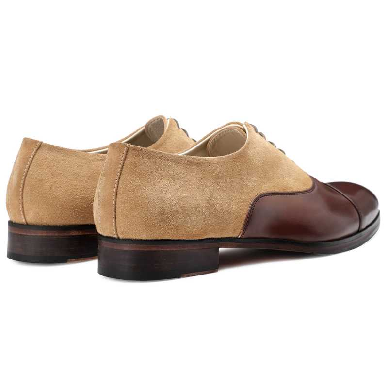 The Krakow Hybrid Oxfords in Brown