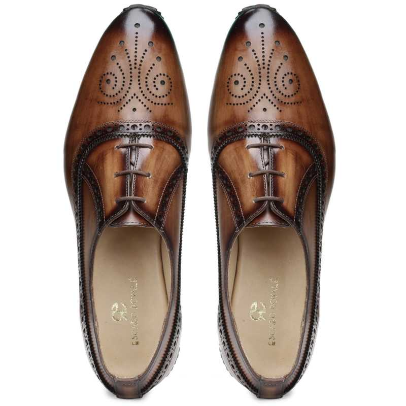 Roland Oxford Sneakers - Escaro Royale