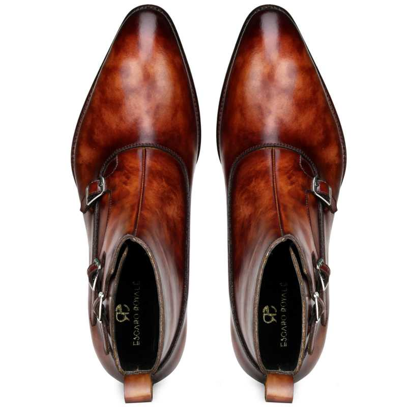 Spartacus Ankle Boots - Escaro Royale