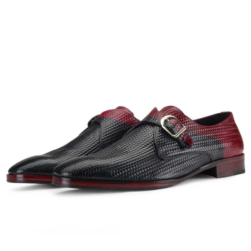 The Zulu Monkstrap Shoes
