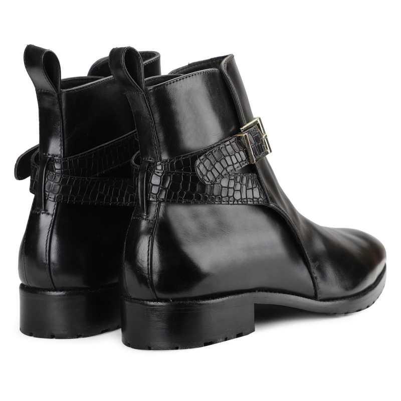 Jodhpur Boot In Black