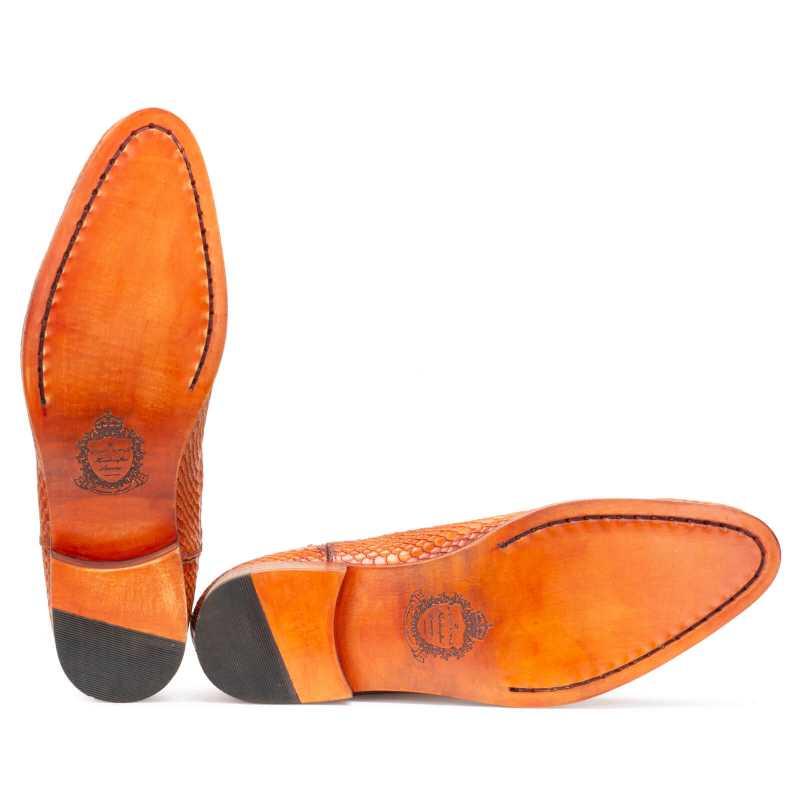 Neo Chelsea Boots in Tan - Escaro Royale