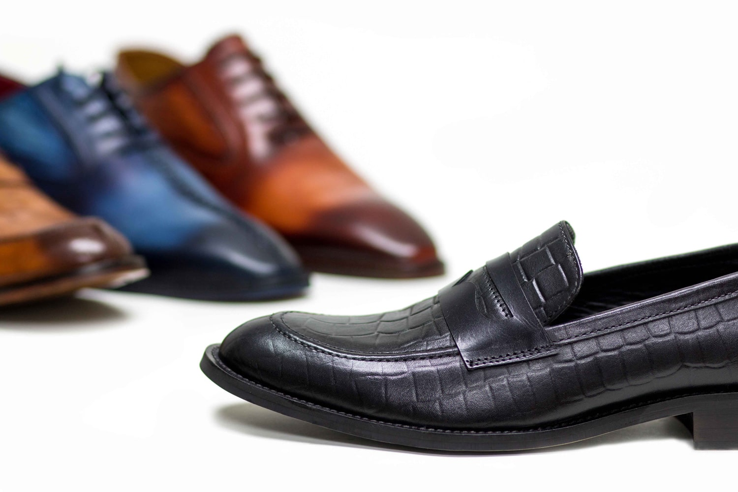 Rediscovering  the Croco Leather