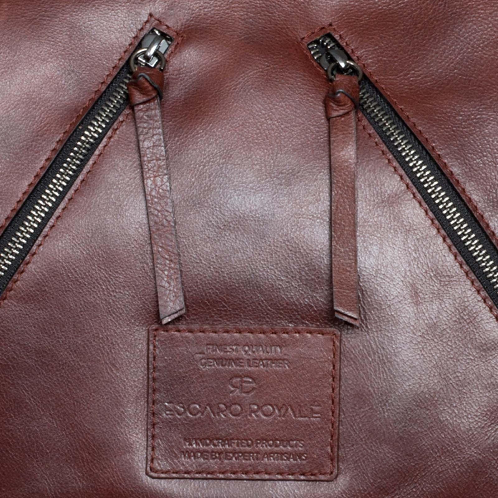 Soft Leather Sling Bag